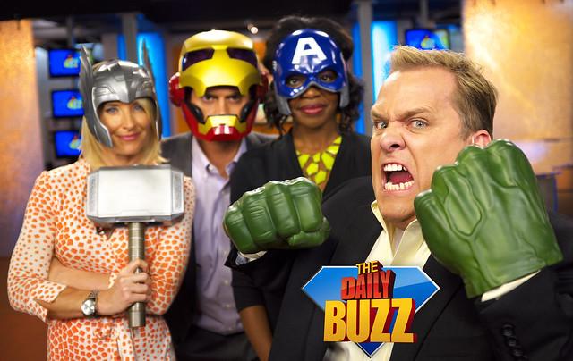 The Buzzvengers