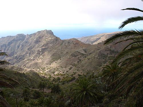 Degollada de Peraza, La Gomera, Canary Islands
