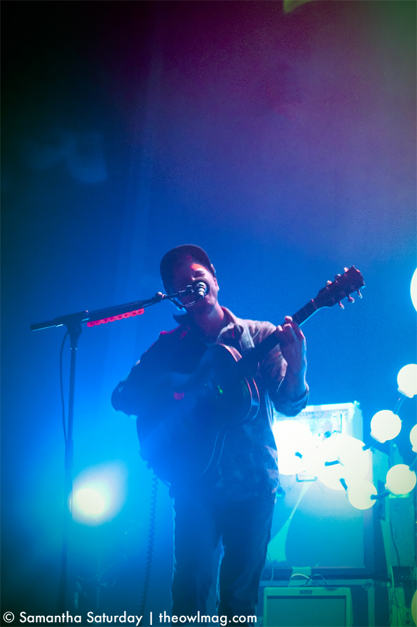 Portugal. The Man with The Lonely Forest @ El Rey Theatre, LA 5/4/12