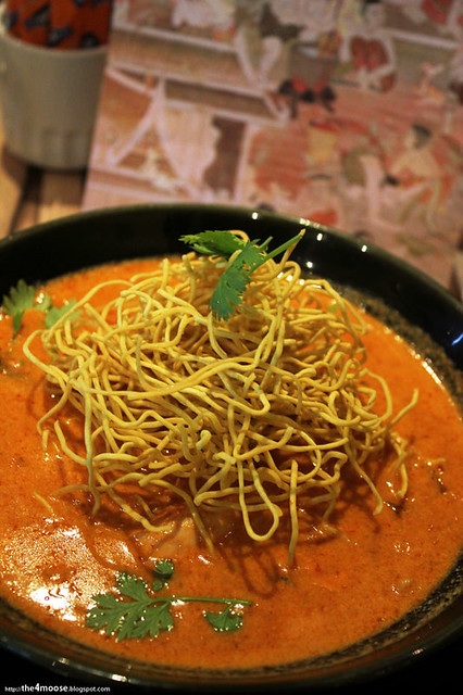 Sweet Salty Spicy - Chang Mai Noodles