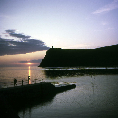 sunset fisherman isleofman porterin braddahead