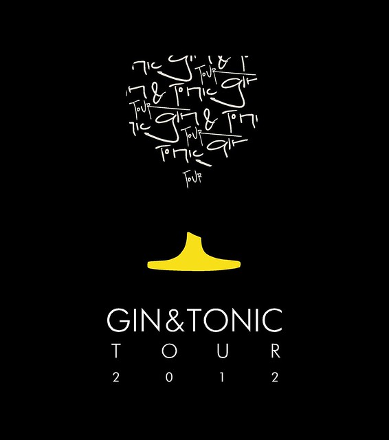 Gin & Tonic tour 2012