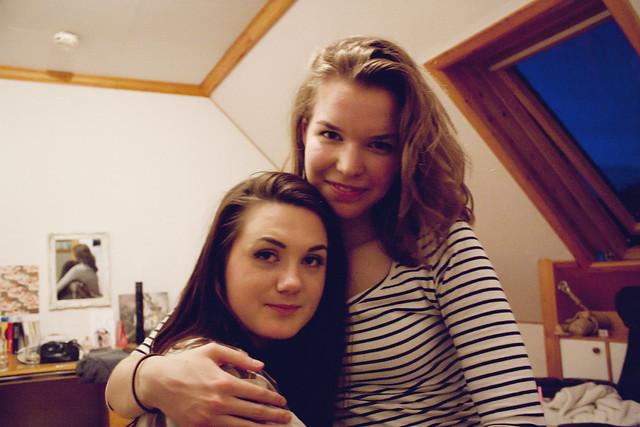 Eirin and Ane