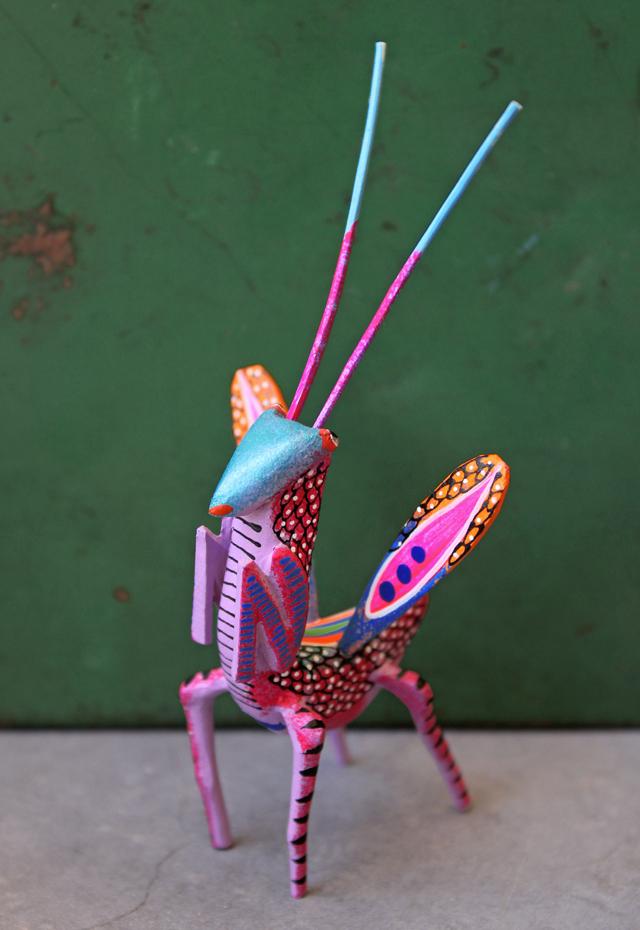 Mantis Alebrije