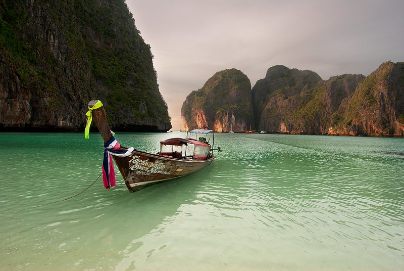 7119175803 417a0f2ff6 c Du lịch Krabi Ao Nang Thái Lan