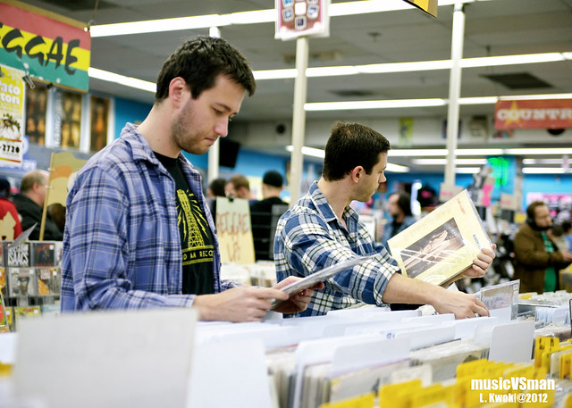 Record Store Day @ Vintage Vinyl