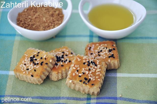 Zahterli Kurabiye