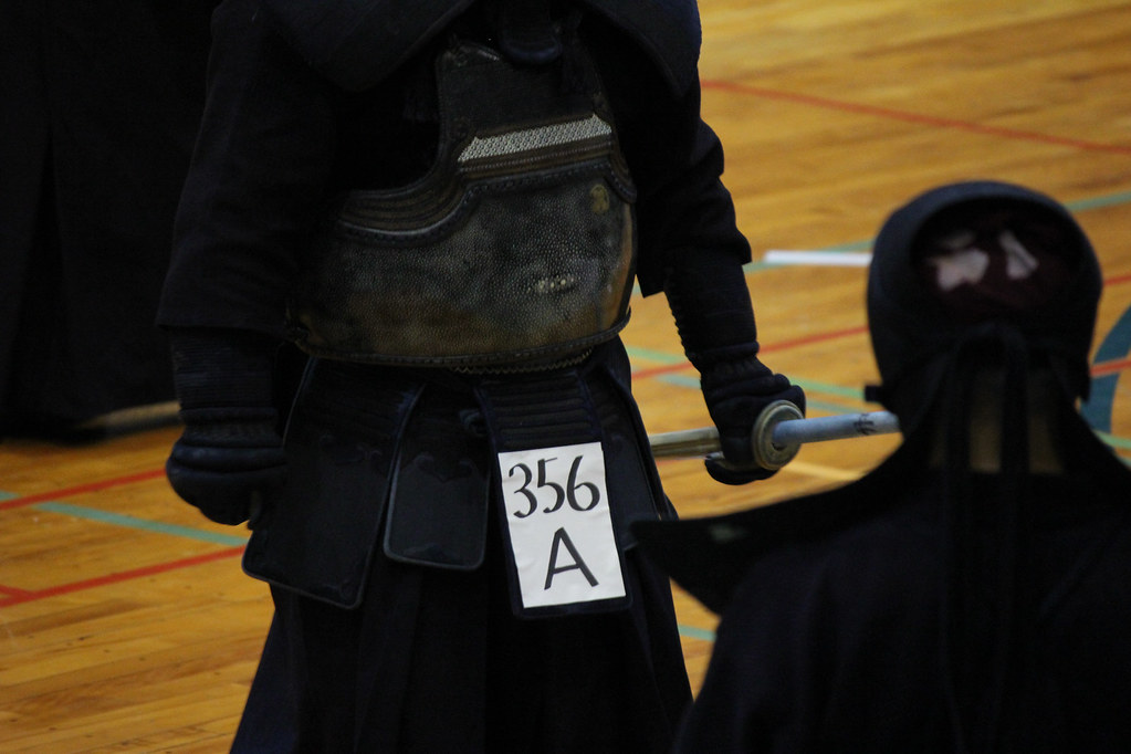 Kendo 8th Dan Examination Kyoto 2012
