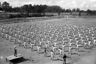 Brooklyn Dodgers spring training: Vero Beach, Florida