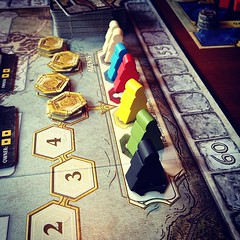 Lords of Waterdeep #boardgames