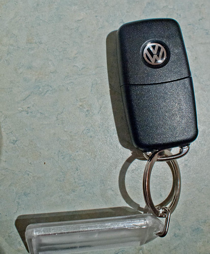 1000/804: 03 May 2012: Car keys by nmonckton