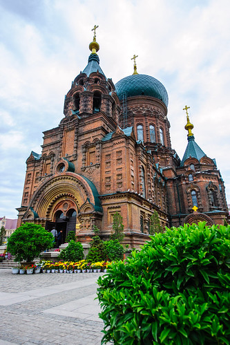 St. Sophia Church, Harbin