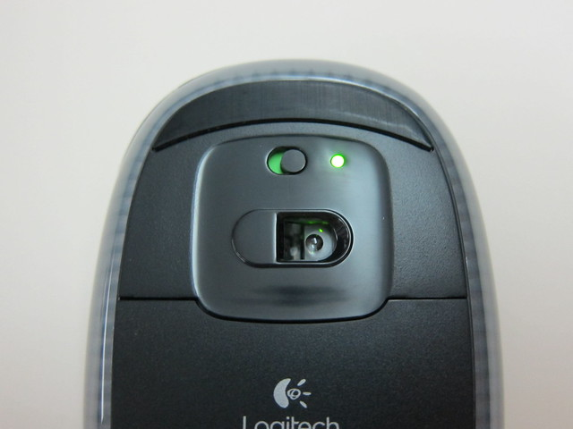 Logitech Touch Mouse M600 - Laser Tracking