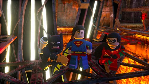 LEGO Batman 2 Vehicles Unlock Guide