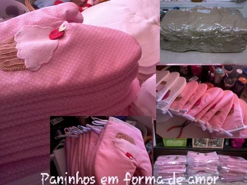 Luvas p/ cozinha. by ♥Paninhos em forma de amor♥