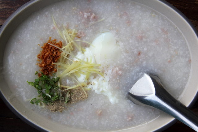 Joke (Rice Porridge) โจ๊ก