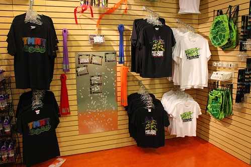 Teenage Mutant Ninja Turtles merchandise