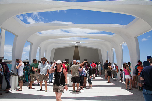 Pearl Harbor-USS Arizona Memorial