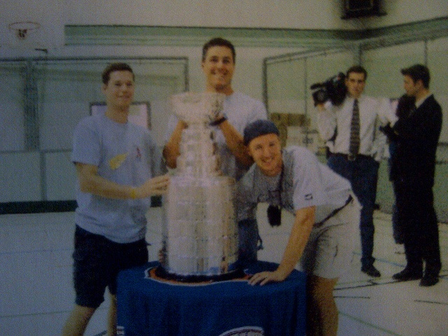 BGCL Stanley Cup 2001