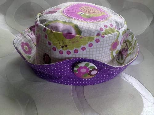 Panamá em tecido tº52 by ♥Linhas Arrojadas Atelier de costura♥Sonyaxana