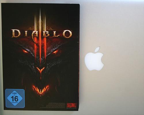 Diablo III arrived