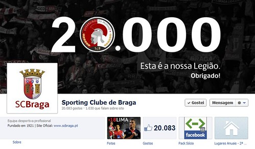 facebook scb - sporting braga