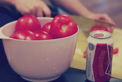 tomato bud