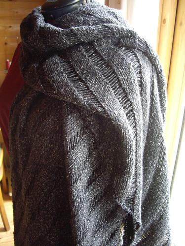 Silky Tweed Clapotis