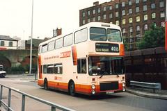 GM Buses.