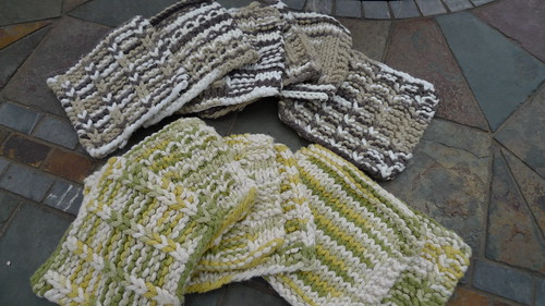 Dishcloths for S&A