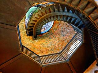 In cima alla Torre dei Lamberti