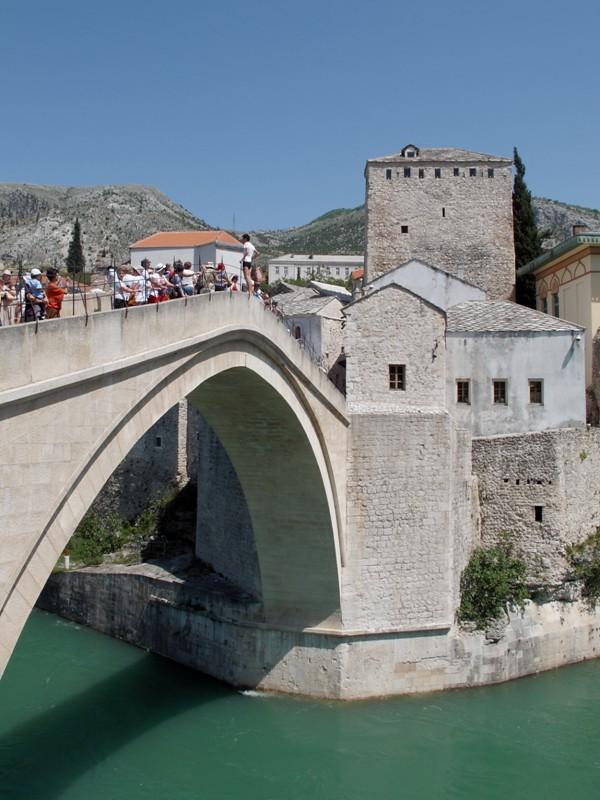 Vieux pont@Mostar