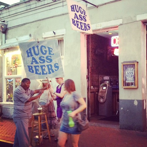 NOLAHugeAssBeers by Postcards from UAC
