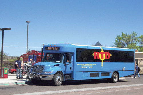 "The ""Blue Bus"" by busboy4"