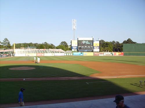 Myrtle Beach Pelicans Stadium Address