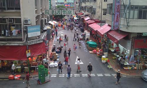 荃灣(荃新天地 Citywalk)の風景