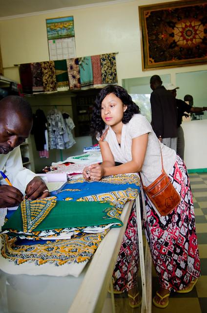 Rivatex Fabric Factory in Eldoret