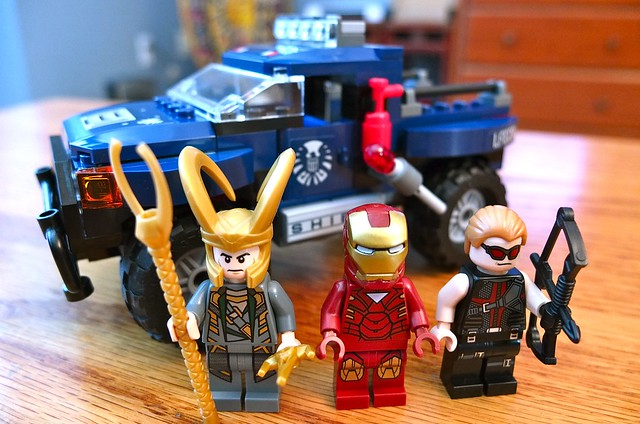 LEGO Avengers | Marvel Superheroes