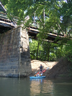 Broad River Paddling May 26, 2012 11-13 AM