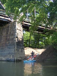 Broad River Paddling May 26, 2012 11-13 AM