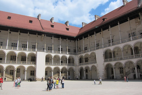 Krakowan linnanpiha