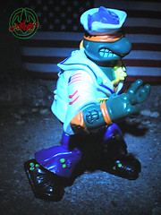 Mutant Military  TEENAGE MUTANT NINJA TURTLES ::  MIDSHIPMAN MIKE vi (( 1991 ))