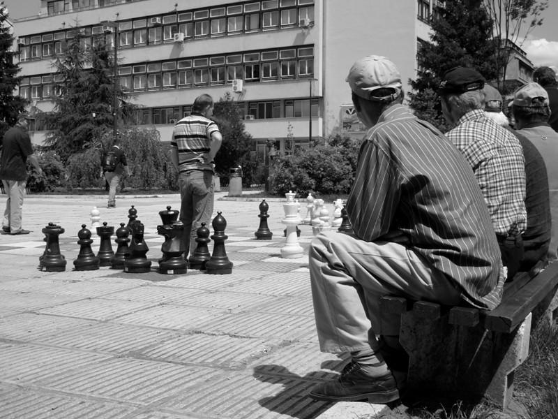 Scène de vie@Sarajevo