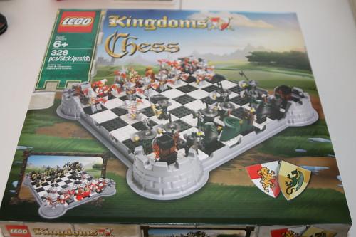 Review Lego 853373 Kingdoms Chess Set Toysnbricks Lego Forums