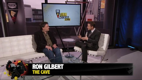 The Cave - Ron Gilbert on Gametrailers TV