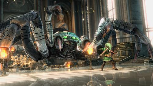 Details Drop For Zelda Wii U - Will Release In 2014