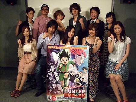 120611(2) - 電視動畫版《HUNTER×HUNTER》預定7/15進入『幻影旅團篇』,幕後聲優陣容正式公開!