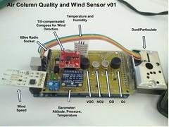 🎈 Public Lab: Air Column Monitor