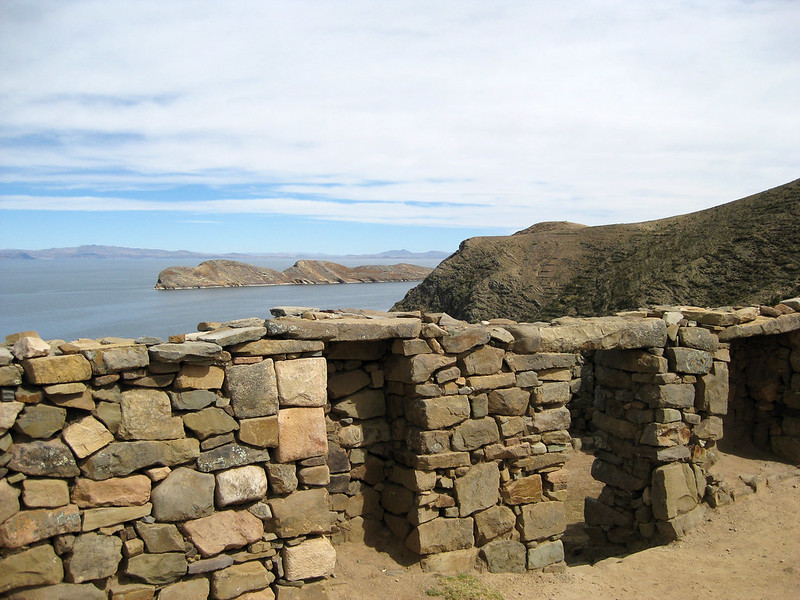 Chincana Ruins - Isla Del Sol - Lake Titicaca - Bolivia