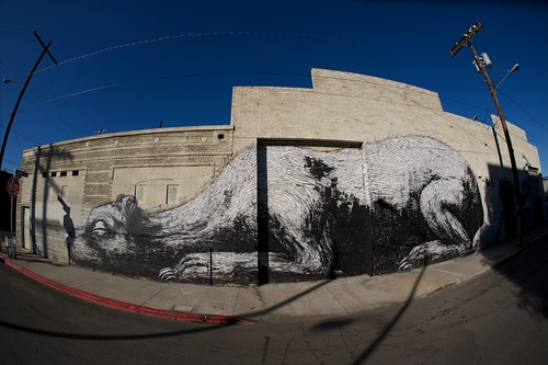 Roa - Downtown LA.